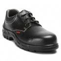Karam FS-02 Steel Toe Black Safety Shoes