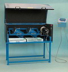 Deval Testing Machine