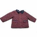 Kids Girls Full Sleeve Jacket