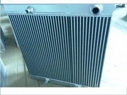 Air Compressor Split Cooler