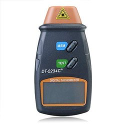 DT2234C Plus True Sense Digital LCD Laser Tachometer