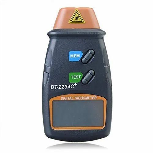 DT2234C Plus True Sense Digital LCD Laser Tachometer