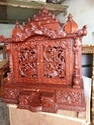 Sagwan Antique Designer Wooden Pooja Mandir