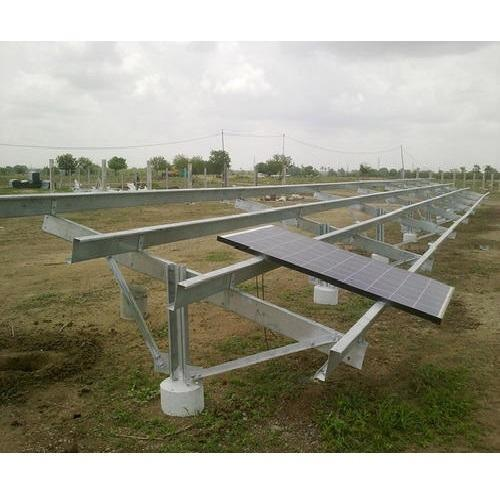 Solar Structure Aluminum Solar Panel Mounting Structure