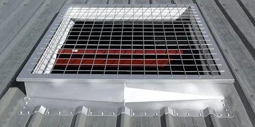 Aluminium Galvanised Skylight Systems Roof Accessories | ID