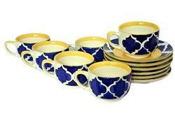 Ceramic Tea Cup Plate