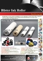 Inking Rollers For Pharmaceuticals Blister Foil Printing Cartridge
