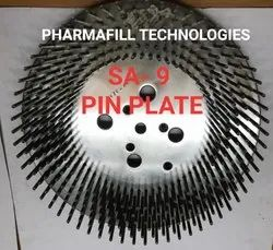 Pin Plate For Capsule Filling Machine