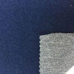 Knitted Denim Lycra Fabric