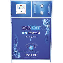 250 LPH Industrial RO Water Plant