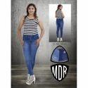 MDR 28-36 Ladies Denim Jeans