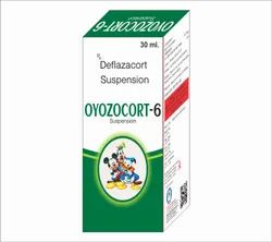 DEFLAZACORT 6MG   SUSPENSION