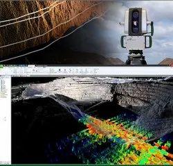 Maptek 3D Laser Scanning Services