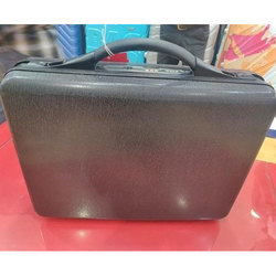 Black Plain VIP Briefcase Medium