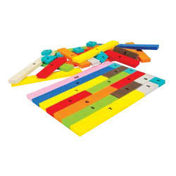 Cuisenaire Strips - Math Kit