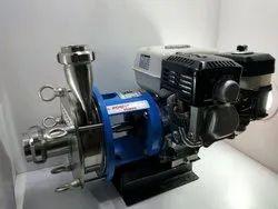 Engine Driven Dairy Pump