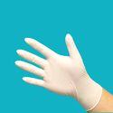 Non-sterile Latex White Medical Gloves