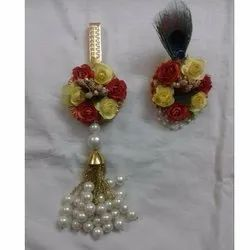 Antique Artificial Pollens Flower Jewellery