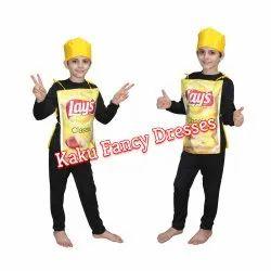 Kids Lays Mascot Costume