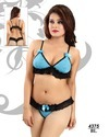 Ladies Fancy Bra Bikini Set