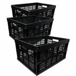 48 Litre Black Crate
