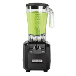 Black Hamilton Beach HBH 550 Fury Blender