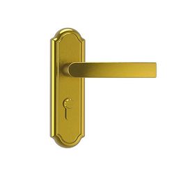B-312 Bathroom Lock