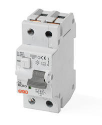 Residual Current Circuit Breaker, Rated current : 16 - 125 Ampere