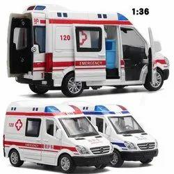 Ambulance for Rental