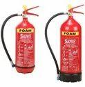 Safex Foam Based Fire Extinguishers (Aluminium)-  9 Ltrs