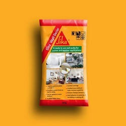 Sika Decor White Cement Wall Putty, Packaging Size: 30kg, Packaging Type: Bag