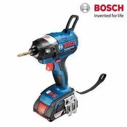 Bosch GDR 18 V-EC Professional Cordless Impact Driver, 18 V, 248 mm, 0 - 600 / 0 - 1900 rpm