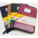 PU Leatherette Portfolio Folders
