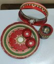 Karavah Choth Thali Set