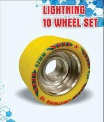 Lightning 10 Quad Skate Wheel Set