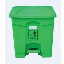 Green Sanitary Hygiene Bin