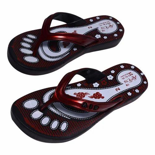 Cherry Ladies Slipper at Rs 31/pair | Ladies Slippers | ID