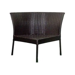Universal Furniture Black Outdoor Chair