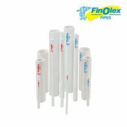 White PVC Finolex Plumbing Pipes, for Utilities Water