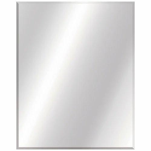 2 X 1.5 Feet Bevelled Edge Bathroom Mirror