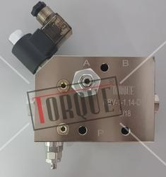 Rock Breaker Hydraulic Valve