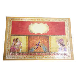 Decorative Bhaji Box