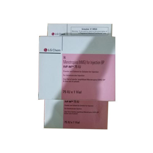 Ivf M 75mg Injection
