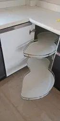 Kitchen Cabinet Rack