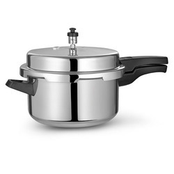 Silver Pressure Cooker, For Foodware