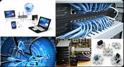 Networking Services And Managed Cabling , Structured Cabling , Lan Setup, Fiber Optics Cabling
