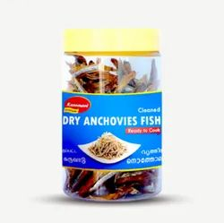 Dry Anchovies Fish With Masala