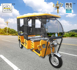 Tik Tiek Battery Operated Rickshaw