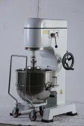 Semi Automatic Planetary Bakery Mixer