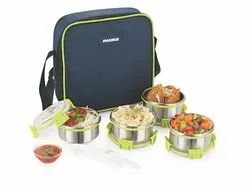 Magnus Quattro 4 Klip Lock Lunch Box
